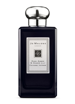 Main View - Click To Enlarge - JO MALONE LONDON - Dark Amber & Ginger Lily Cologne Intense 100ml