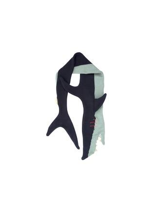 Main View - Click To Enlarge - MERI MERI - Shark kids scarf