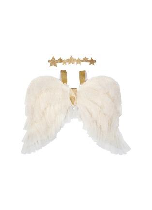 Main View - Click To Enlarge - MERI MERI - Angel wings dress-up kit