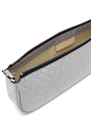 Detail View - Click To Enlarge - BY FAR - 'Rachel' glitter shoulder bag