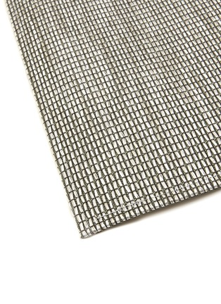 Detail View - Click To Enlarge - CHILEWICH - Mica Floormat