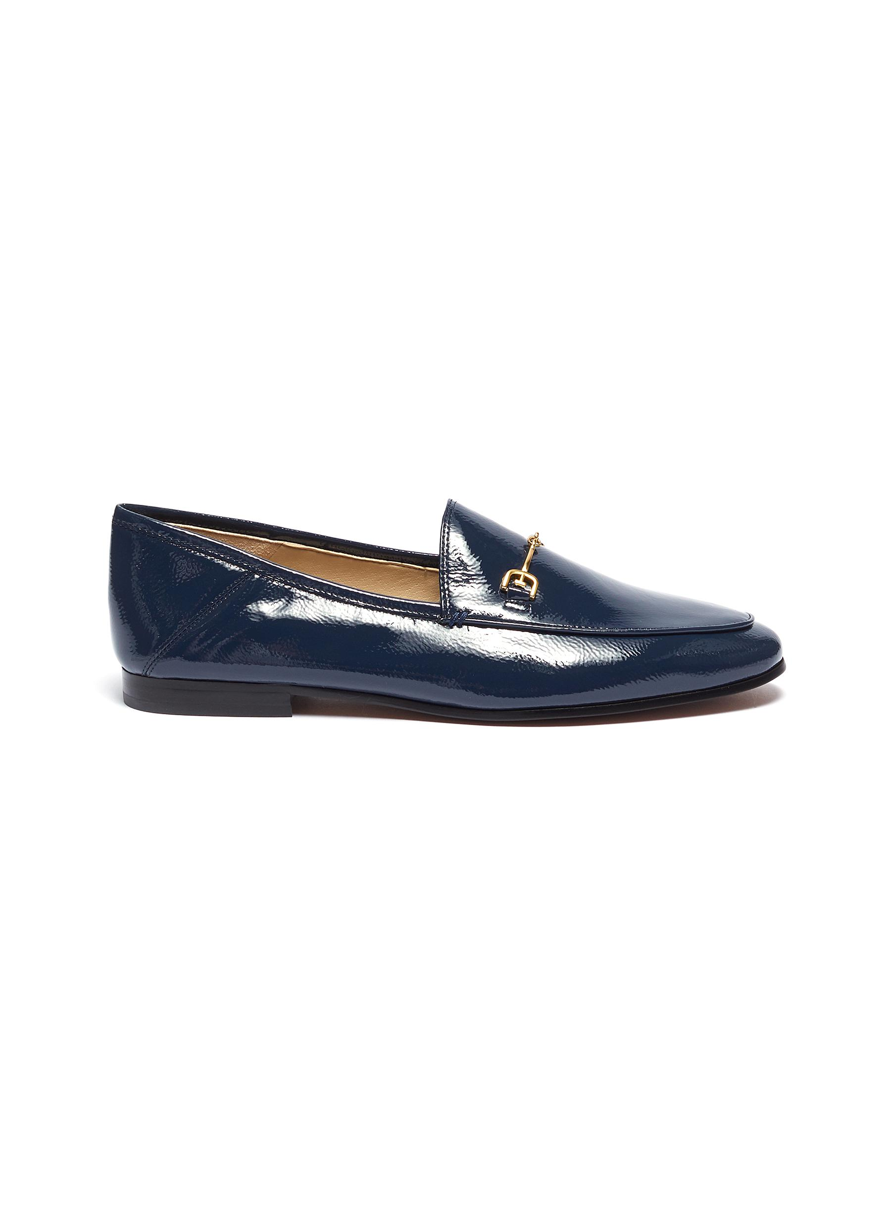 Loraine horsebit leather loafers by Sam Edelman