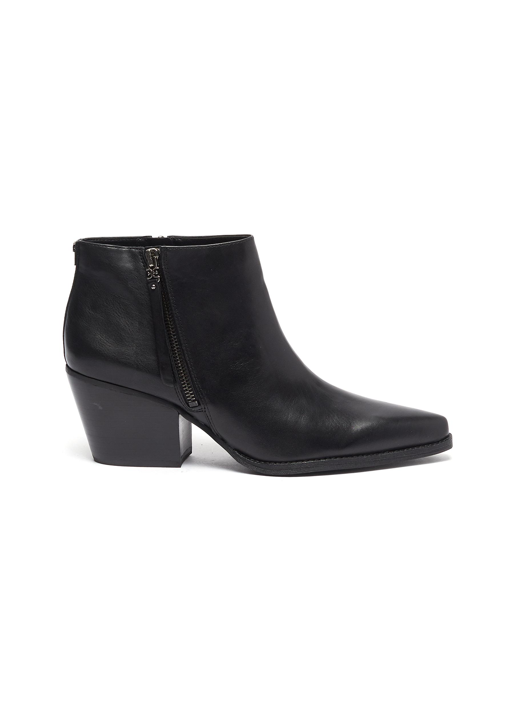 Walden leather ankle boots by Sam Edelman
