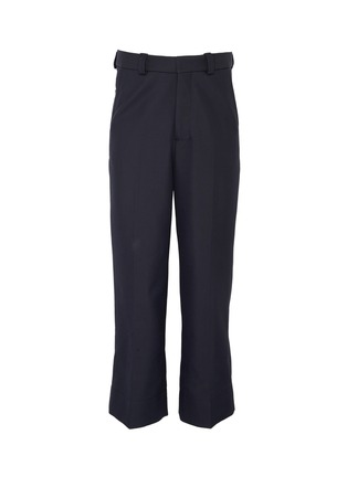 Main View - Click To Enlarge - JACQUEMUS - 'Le Pantalon Camille' patch back pocket pants