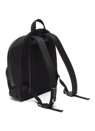 Detail View - Click To Enlarge - NEIL BARRETT - Thunderbolt print backpack