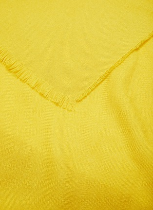 Detail View - Click To Enlarge - CONNOLLY - 'Fetlar' cashmere scarf