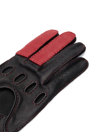 Detail View - Click To Enlarge - CONNOLLY - Leather gloves