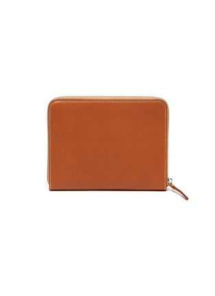 Main View - Click To Enlarge - CONNOLLY - Leather zip around wallet