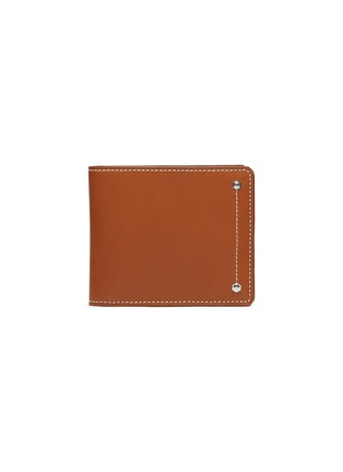 Main View - Click To Enlarge - CONNOLLY - 'Hex' leather bifold wallet
