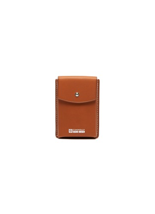Main View - Click To Enlarge - CONNOLLY - Leather business card holder