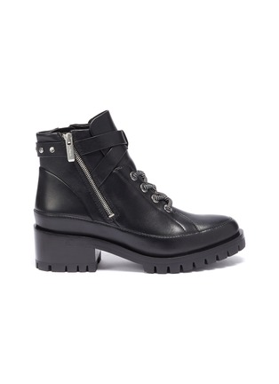 Main View - Click To Enlarge - 3.1 PHILLIP LIM - 'Hayett' leather ankle boots