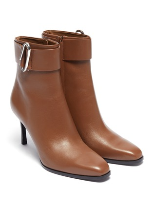 Detail View - Click To Enlarge - 3.1 PHILLIP LIM - 'Alix' leather ankle boots