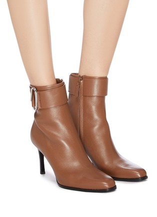 Figure View - Click To Enlarge - 3.1 PHILLIP LIM - 'Alix' leather ankle boots