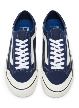 Detail View - Click To Enlarge - VANS - 'Style 36 Decon SF' canvas sneakers