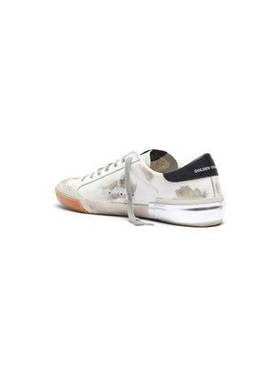 - GOLDEN GOOSE - 'Superstar' layered outsole leather sneakers