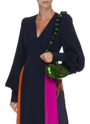 Figure View - Click To Enlarge - CULT GAIA - 'Tallulah' bean shoulder bag