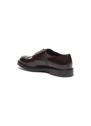 - DOUCAL'S - 'Polo' leather Derbies