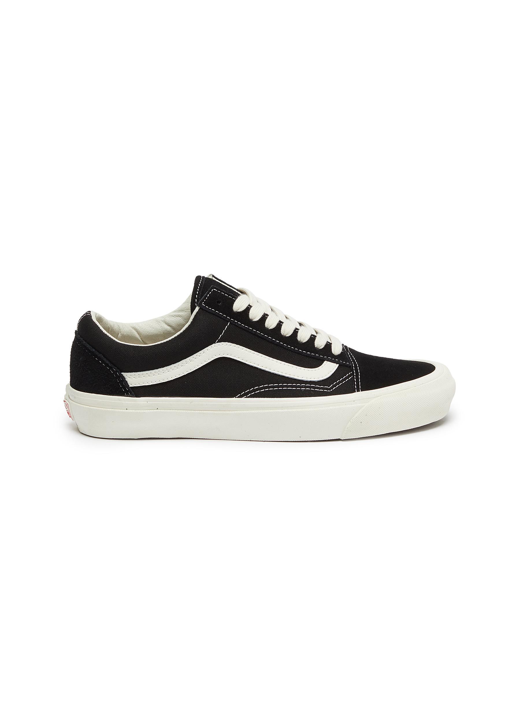Old Skool Vault LX canvas skate sneakers by Vans