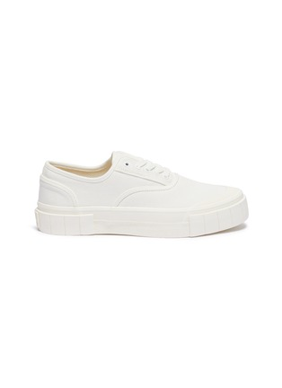 Main View - Click To Enlarge - GOOD NEWS - 'Bagger 2' cotton high top sneakers