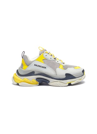 Main View - Click To Enlarge - BALENCIAGA - 'Triple S' stack midsole mesh sneakers