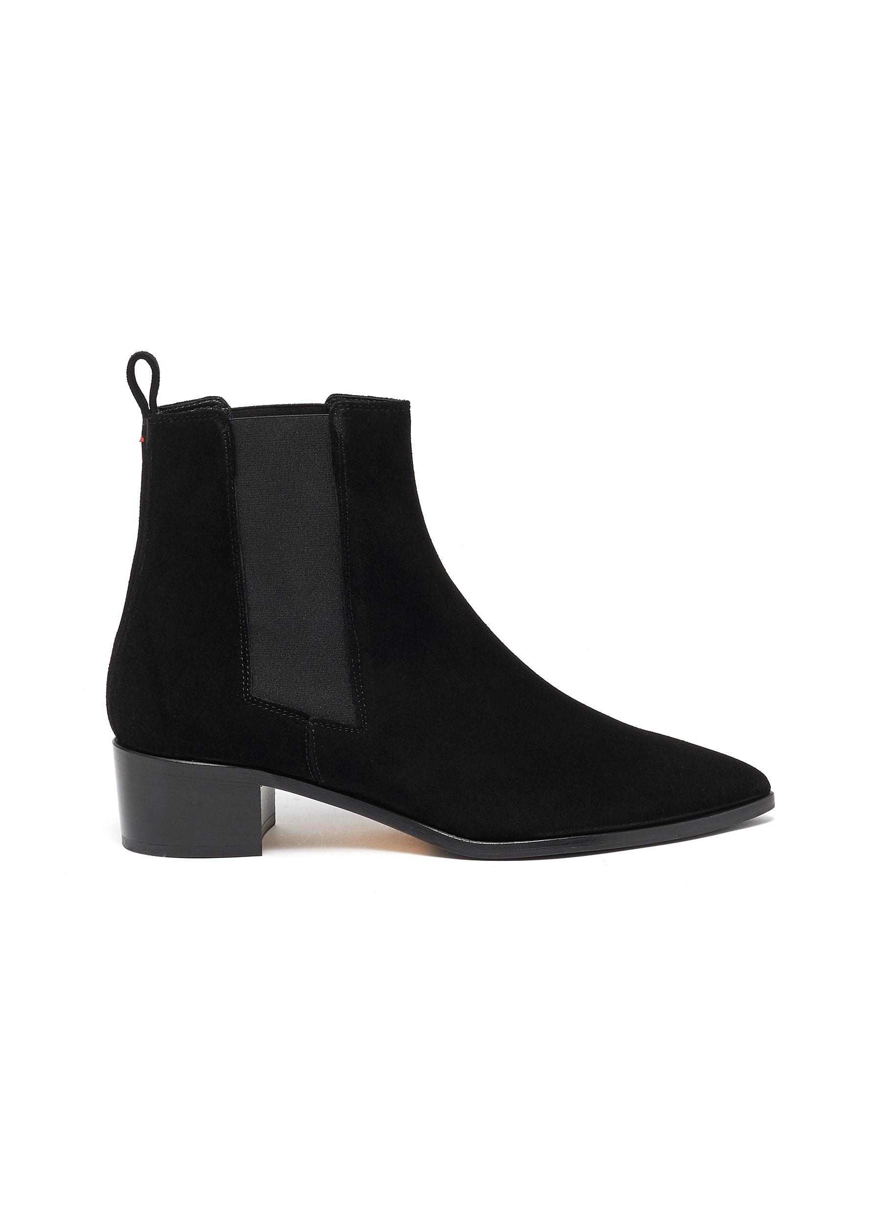 Lou suede Chelsea boots by Aeyde