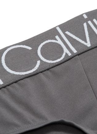 - CALVIN KLEIN UNDERWEAR - 'CK Complex' logo waistband briefs