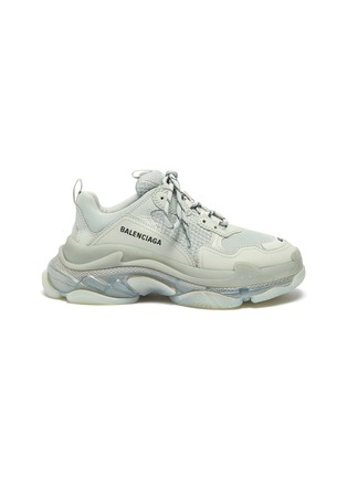 Main View - Click To Enlarge - BALENCIAGA - Triple S' stack midsole mesh sneakers