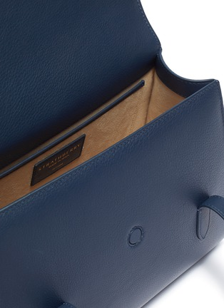 Detail View - Click To Enlarge - STRATHBERRY - 'Allegro Midi' leather satchel