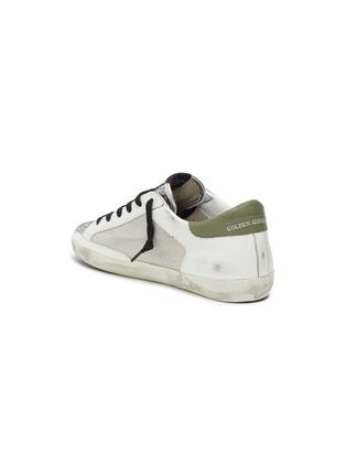- GOLDEN GOOSE - 'Superstar' patchwork sneakers