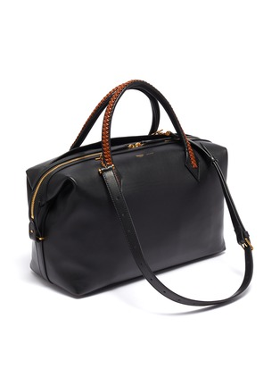 Detail View - Click To Enlarge - MÉTIER - 'Perriand Slouchy' leather bag