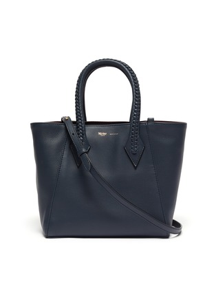 Main View - Click To Enlarge - MÉTIER - 'Perriand' leather medium tote
