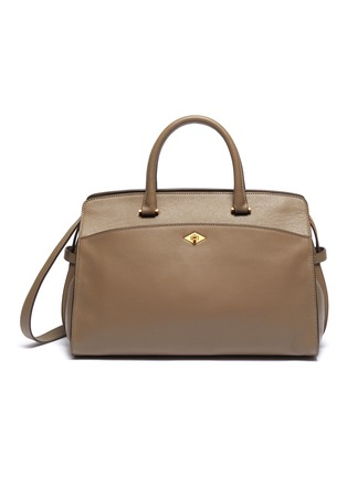 Main View - Click To Enlarge - MÉTIER - 'Private Eye' leather bag