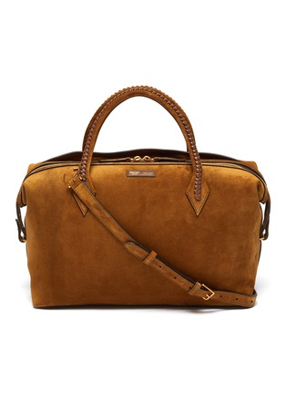 Main View - Click To Enlarge - MÉTIER - 'Perriand Slouchy' suede bag