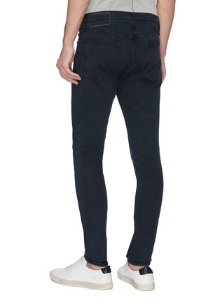 Back View - Click To Enlarge - RAG & BONE - 'Fit 1' skinny jeans