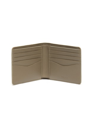 Figure View - Click To Enlarge - TRUNK - Leather bifold wallet