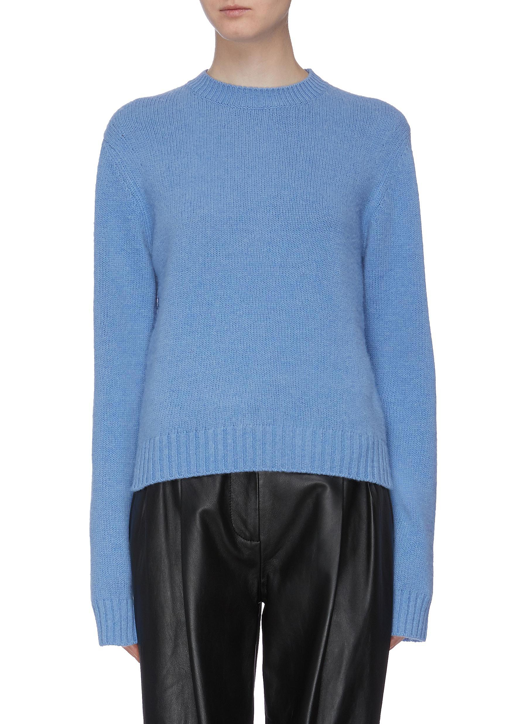 shop Bottega Veneta Brushed wool sweater online
