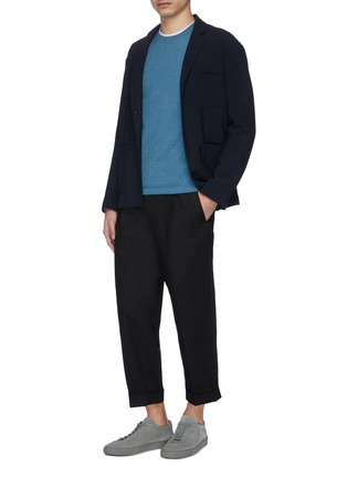 Figure View - Click To Enlarge - VINCE - Cashmere crew neck sweater