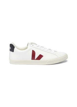 Main View - Click To Enlarge - VEJA - 'Esplar' leather sneakers