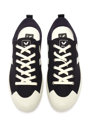 Detail View - Click To Enlarge - VEJA - Nova' canvas sneakers