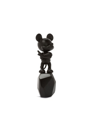 Main View - Click To Enlarge - LEBLON-DELIENNE - x Arik Levy Mickey Rock small sculpture – Matt Black