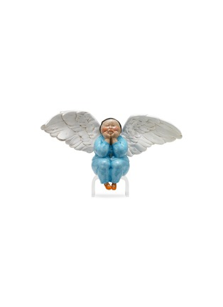 Main View - Click To Enlarge - X+Q - Festive Angel sculpture – Female