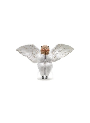 Main View - Click To Enlarge - X+Q - Festive Angel sculpture – Male