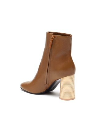- MERCEDES CASTILLO - 'Tomara' leather ankle boots