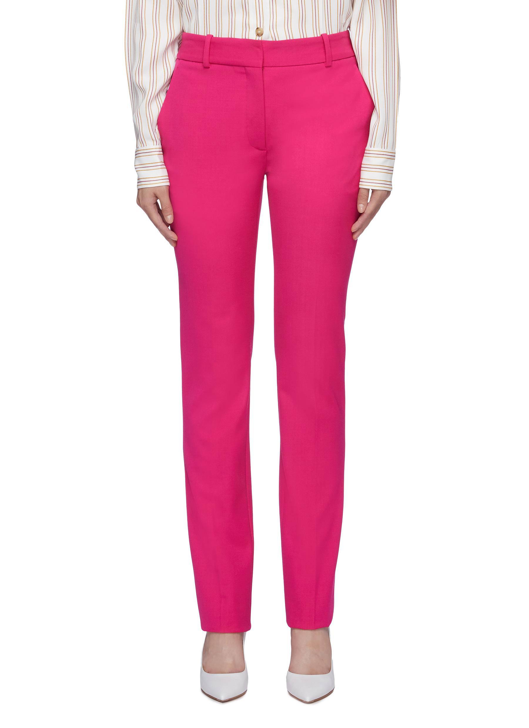 Tapered suiting pants by Victoria Beckham