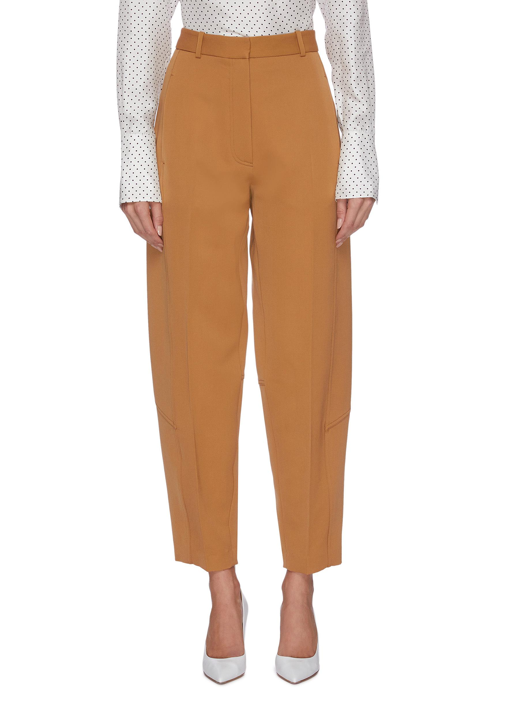 Cropped tailored pants by Victoria Beckham