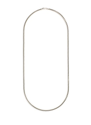 Main View - Click To Enlarge - TOM WOOD - 'Venetian' chain necklace
