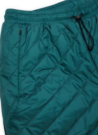 - KIKO KOSTADINOV - xASICS quilted panel insulated pants