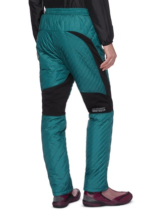 Back View - Click To Enlarge - KIKO KOSTADINOV - xASICS quilted panel insulated pants