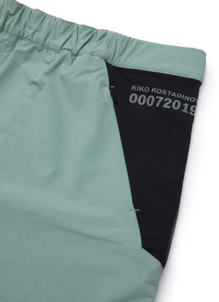 - KIKO KOSTADINOV - xASICS adjustable waist panel outseam pants