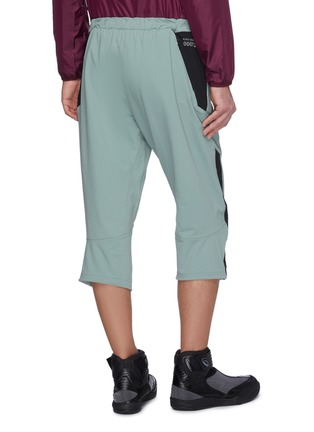 Back View - Click To Enlarge - KIKO KOSTADINOV - xASICS adjustable waist panel outseam pants